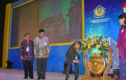 Menteri Keuangan membuka Konferensi ke-2 AAIPI