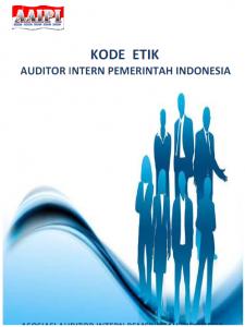 Kode Etik Auditor Intern Pemerintah Indonesia